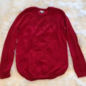 Sweaters - Red Sonoma Sweater